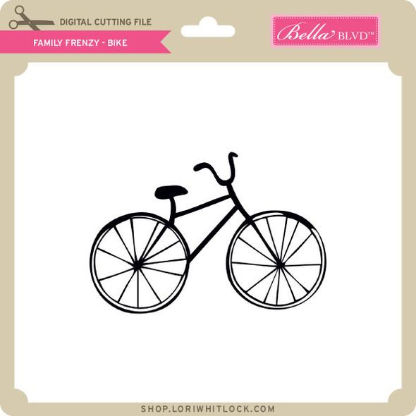 Family Frenzy - Bike