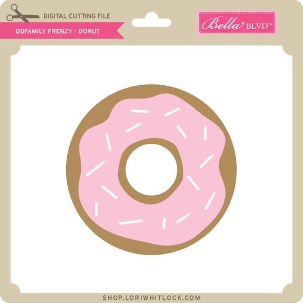 Family Frenzy - Donut