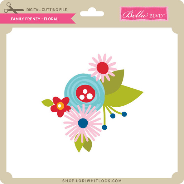 Family Frenzy - Floral