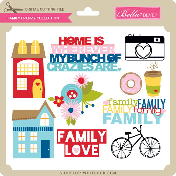 Family Frenzy - Collection