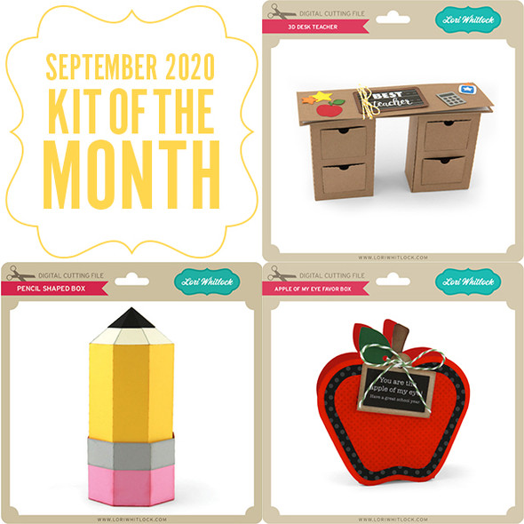 2020 September Kit of the Month