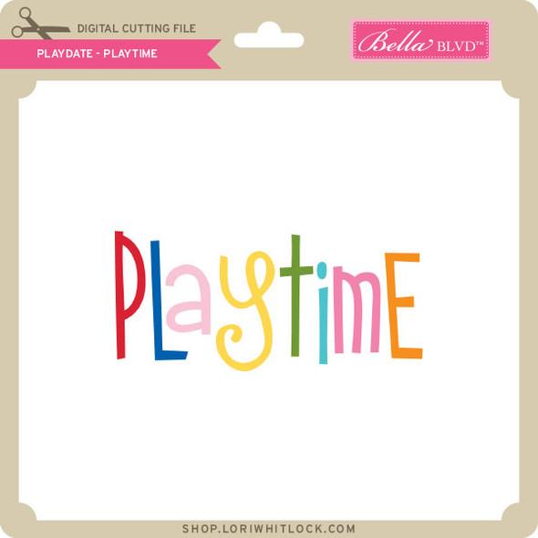 Playdate - Playtime
