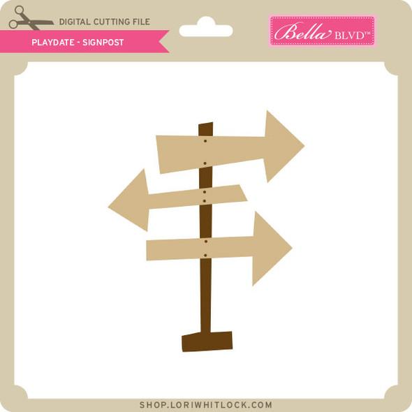 Playdate - Signpost