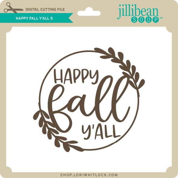Happy Fall Y'All 5