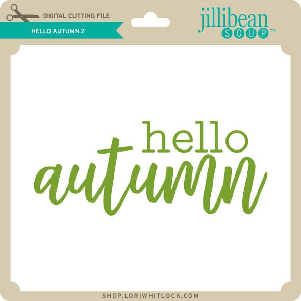 Hello Autumn 2