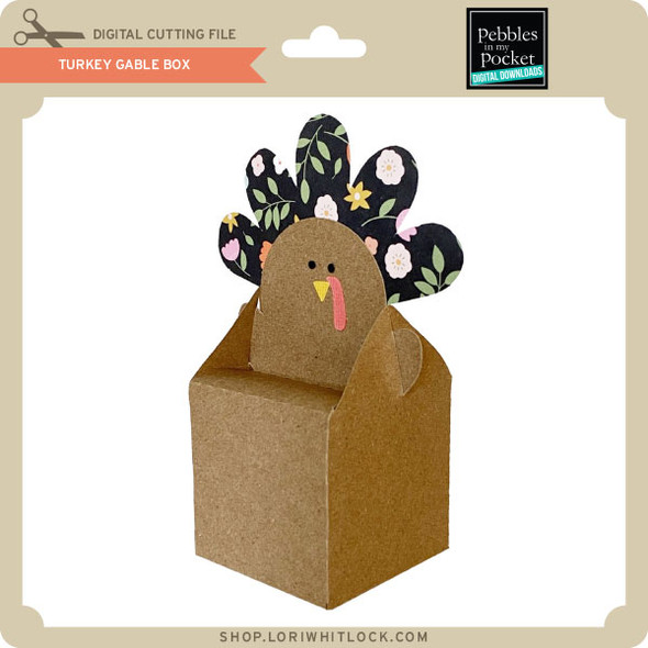 Turkey Gable Box