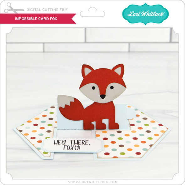 Impossible Card Fox