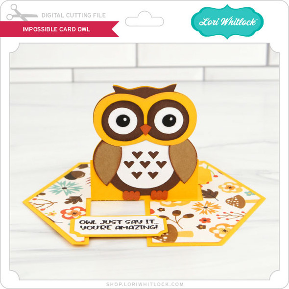 Impossible Card Owl