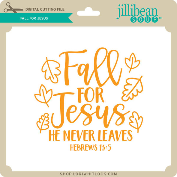 Fall for Jesus