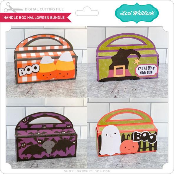 Handle Box Halloween Bundle
