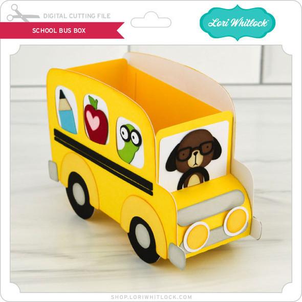 School Bus Box
