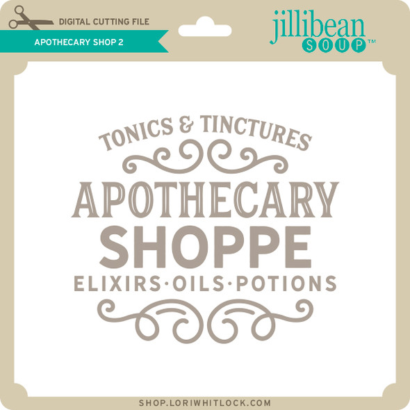 Apothecary Shop 2