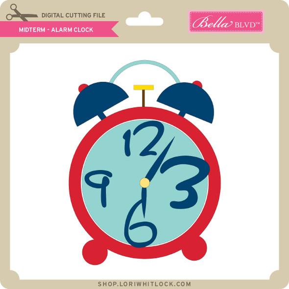 Midterm - Alarm Clock