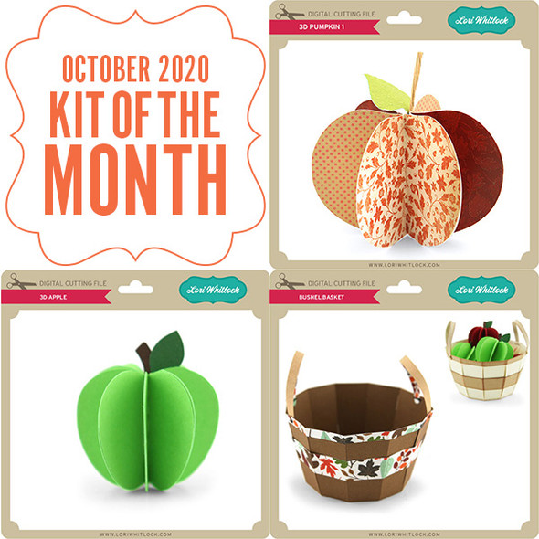 2020 October Kit of the Month