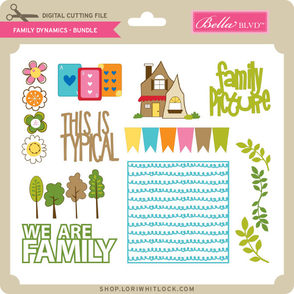 Family Dynamics - Bundle