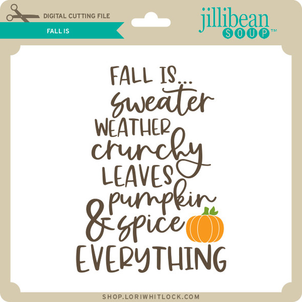 Fall Is