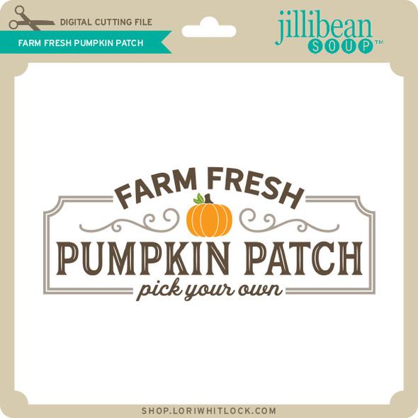 Farm Fresh Pumpkin Patch