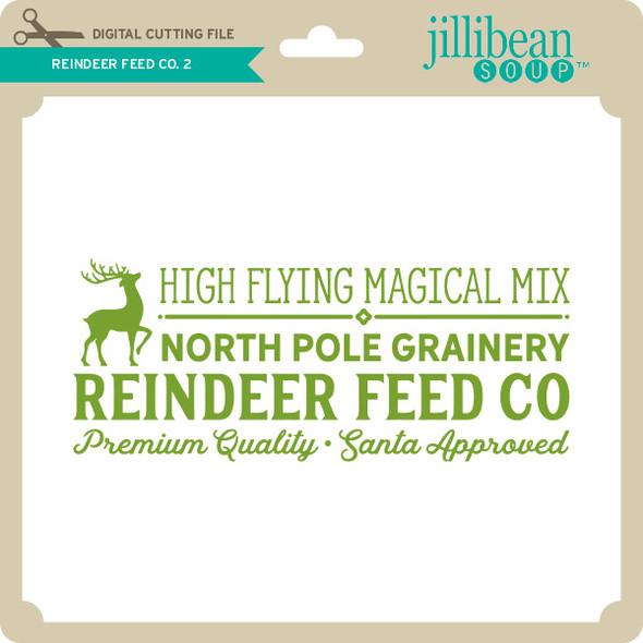 Reindeer Feed Co 2