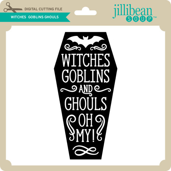 Witches Goblins Ghouls