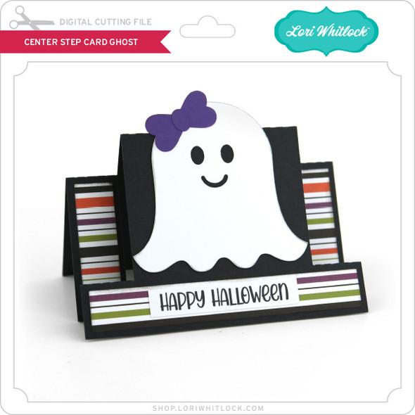 Center Step Card Ghost