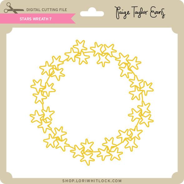 Stars Wreath 7