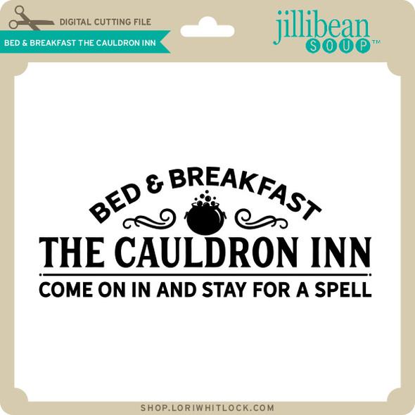 Bed & Breakfast The Cauldron Inn