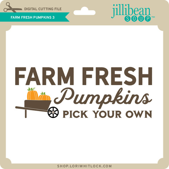 Farm Fresh Pumpkins 3