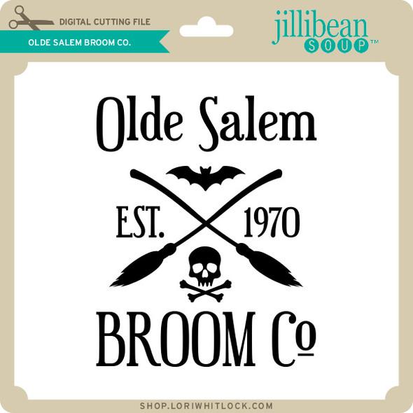 Olde Salem Broom Co