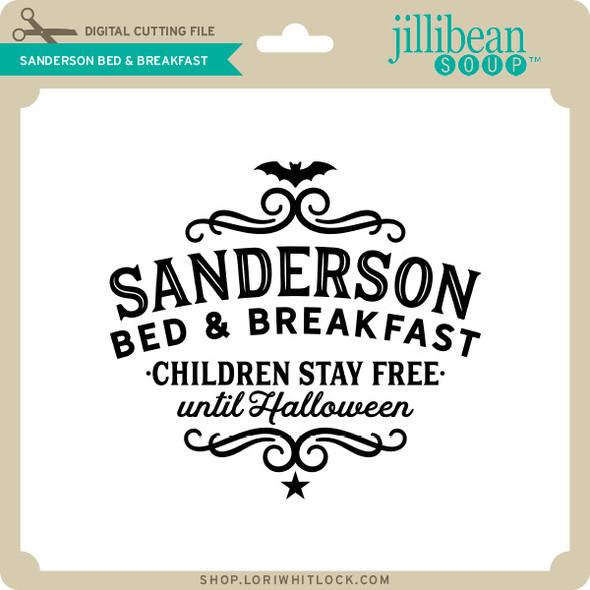 Sanderson Bed & Breakfast