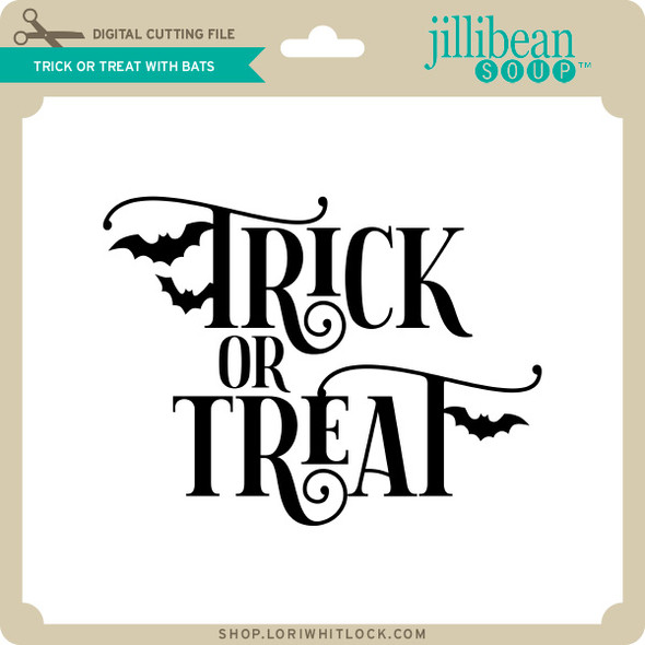 Trick or Treat with Bats