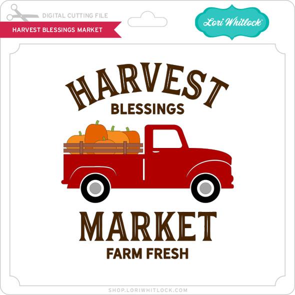 Harvest Blessings Market