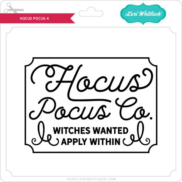 Hocus Pocus 4