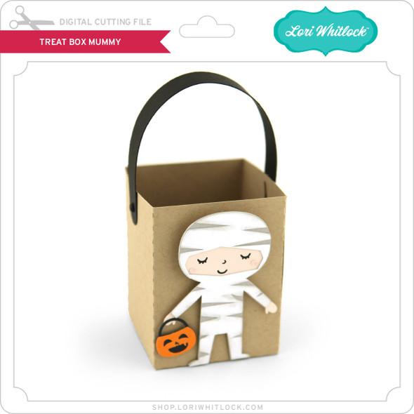 Treat Box Mummy