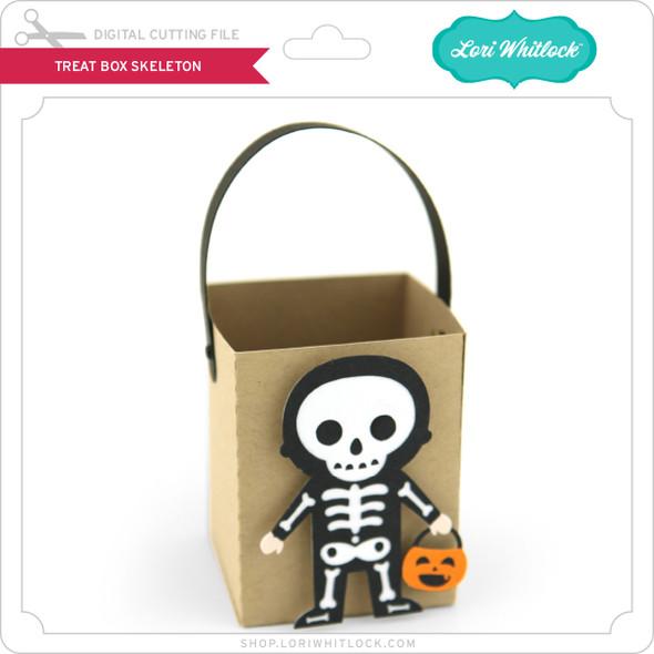 Treat Box Skeleton