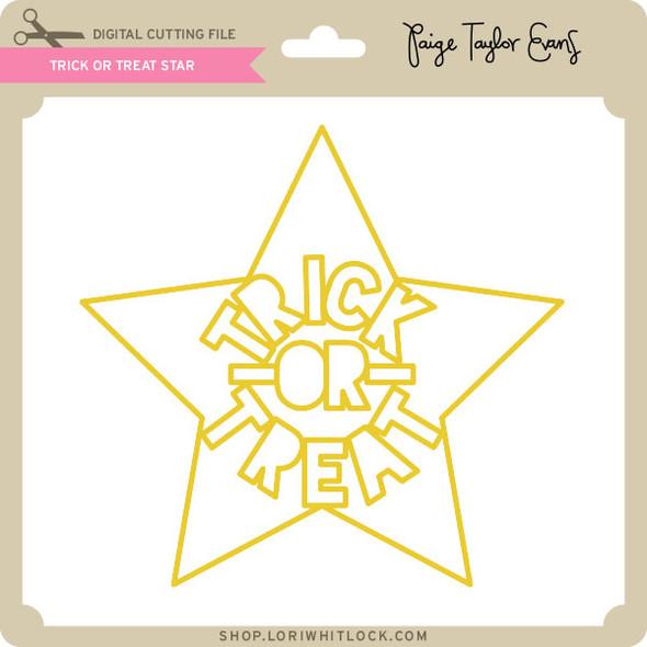 Trick or Treat Star