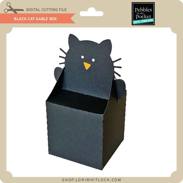 Black Cat Gable Box