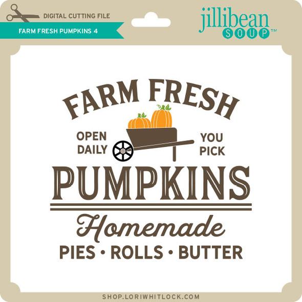 Farm Fresh Pumpkins 4