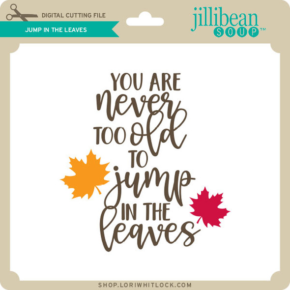 Jump in the Leaves