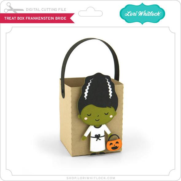 Treat Box Frankenstein Bride