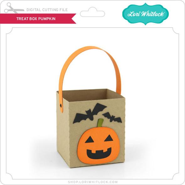 Treat Box Pumpkin