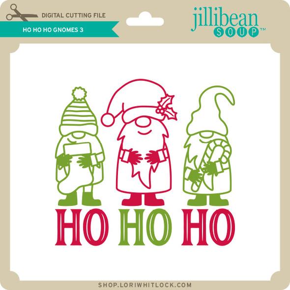 Ho Ho Ho Gnomes 3