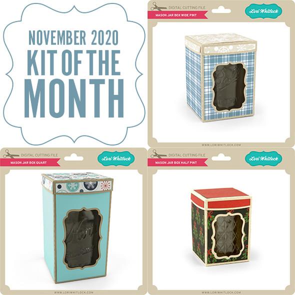 2020 November Kit of the Month