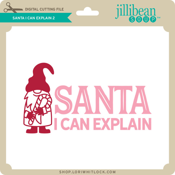 Santa I Can Explain 2