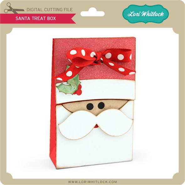 Santa Treat Box
