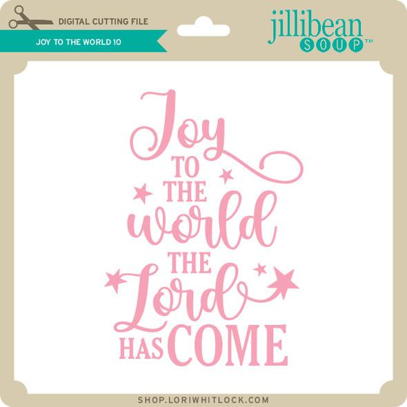 Joy to the World 10