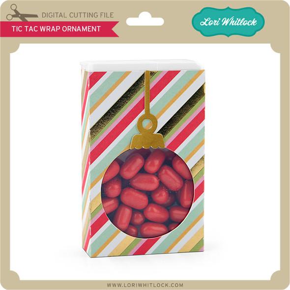 TicTac® Wrap Ornament