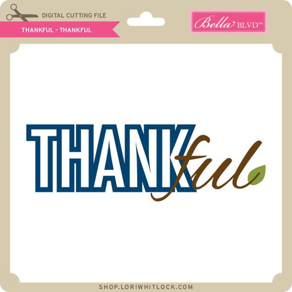 Thankful - Thankful