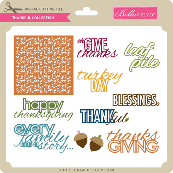 Thankful - Collection