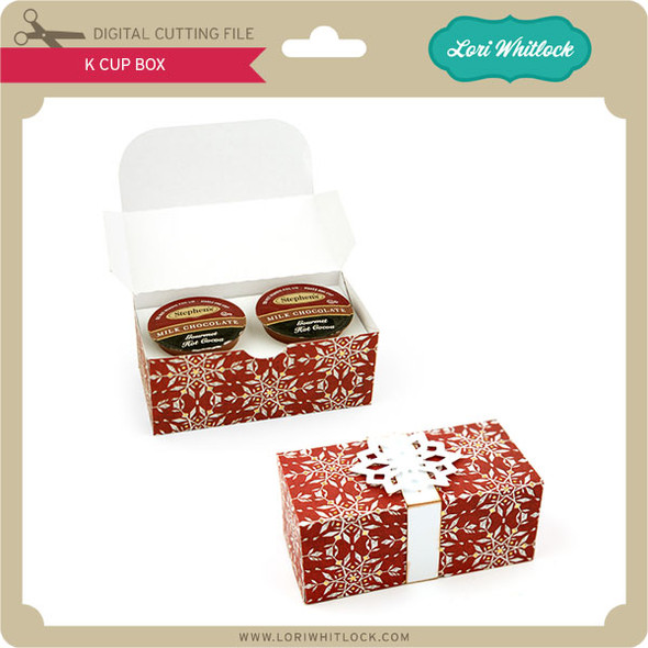 K Cup Box