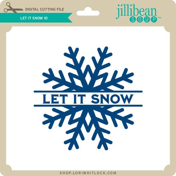 Let it Snow 10